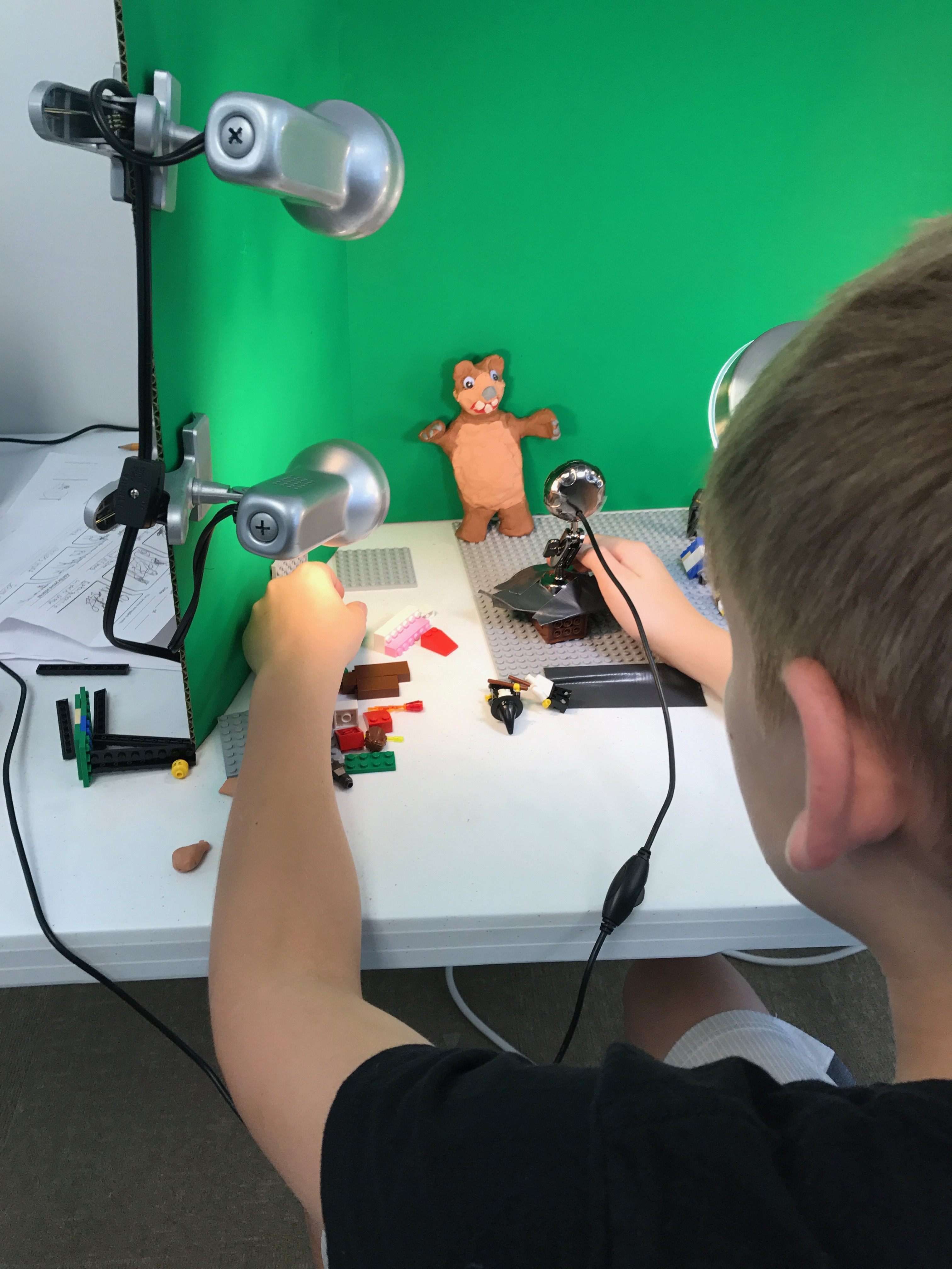 Why Stop-Motion Animation?